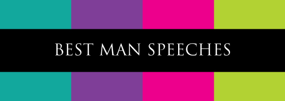 Poem Speeches for the Best Man - Best Man Speeches