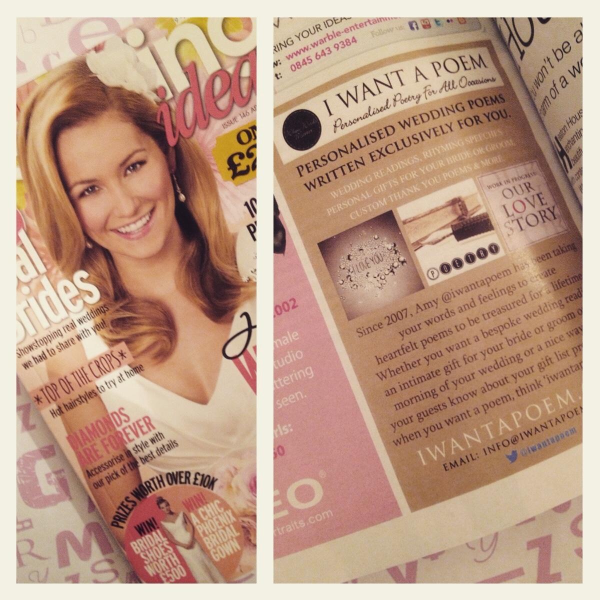 Wedding Ideas Mag: As Seen In Wedding Ideas Magazine